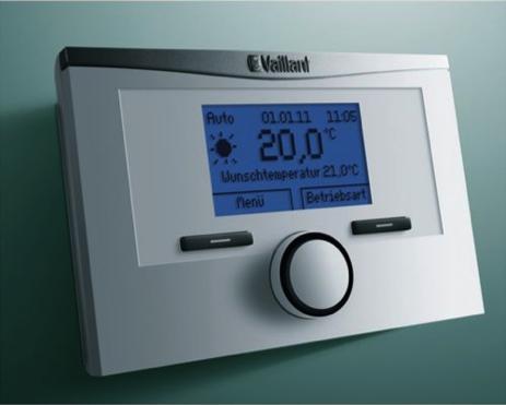 Termostatos modulantes para calderas de gas for Termostatos inalambricos para calderas de gas
